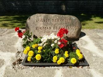 Ingmar Bergman, film director